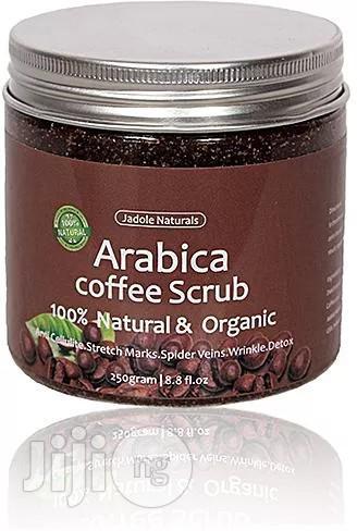 Archive: Arabica Coffee Scrub