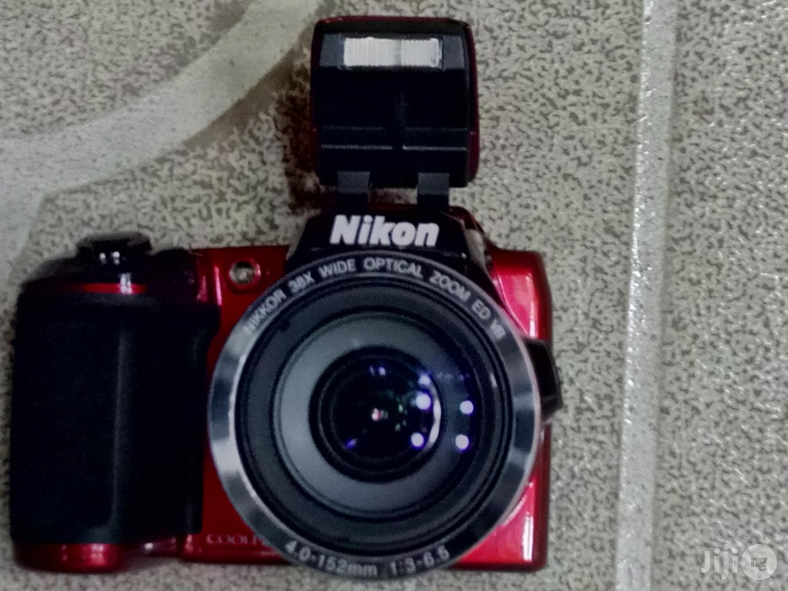 Archive: Nikon L840 Camera