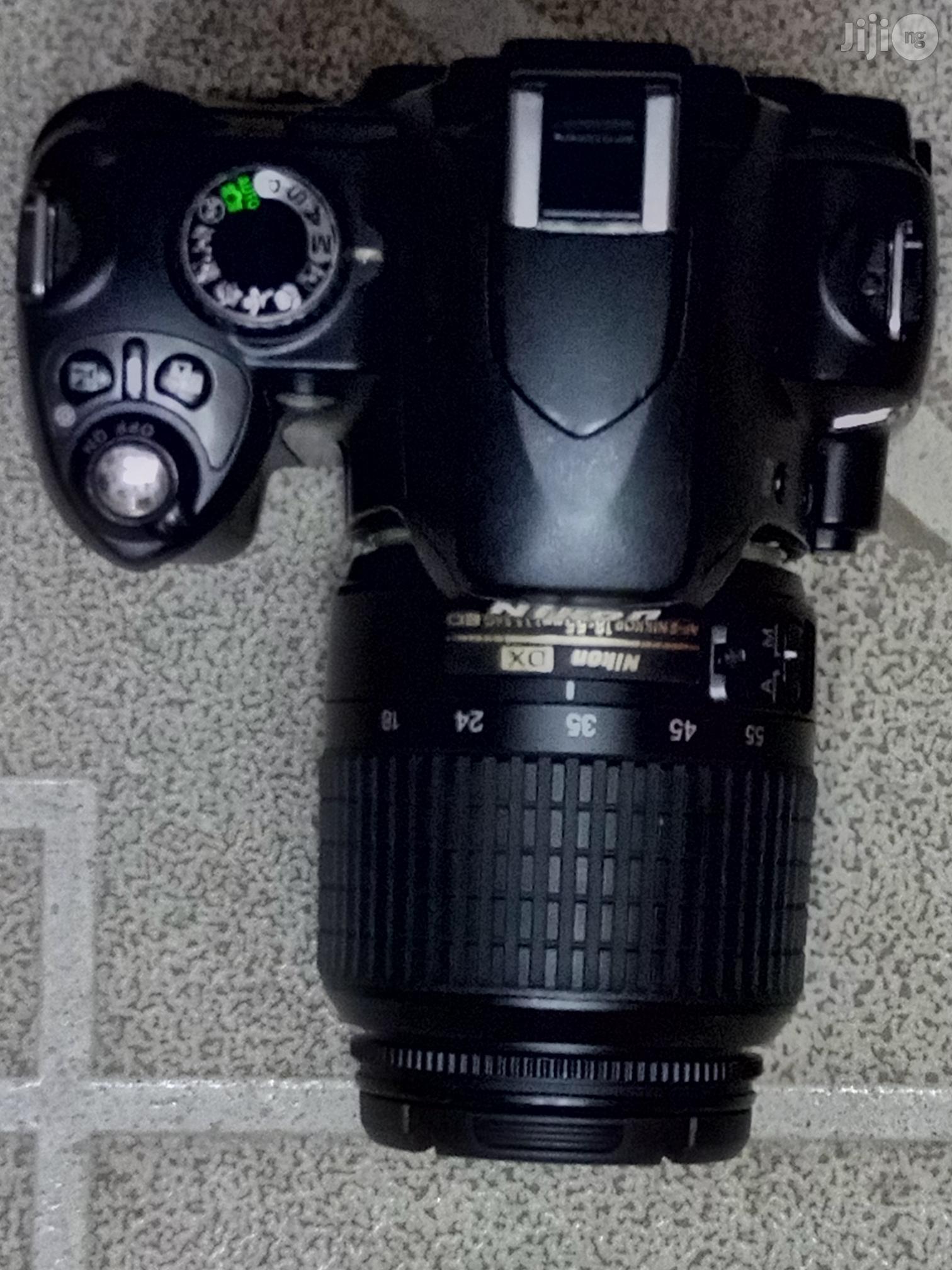 Nikon D80 Camera   Photo & Video Cameras for sale in Lagos Island (Eko), Lagos State, Nigeria