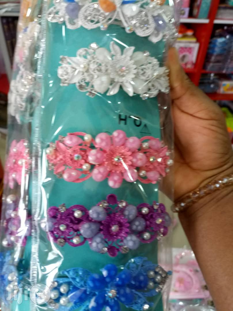 Beautiful 3 In One Hair Pins In Lagos Island Eko Babies Kids Accessories Kiddies Direct Jiji Ng