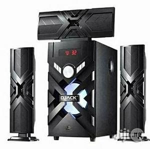 Djack 3.1 X-bass Bluetooth Home Theatre System DJ-13   Audio & Music Equipment for sale in Lagos State, Maryland
