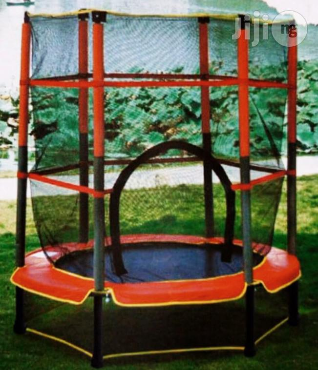 Trampoline For Schools Now Available