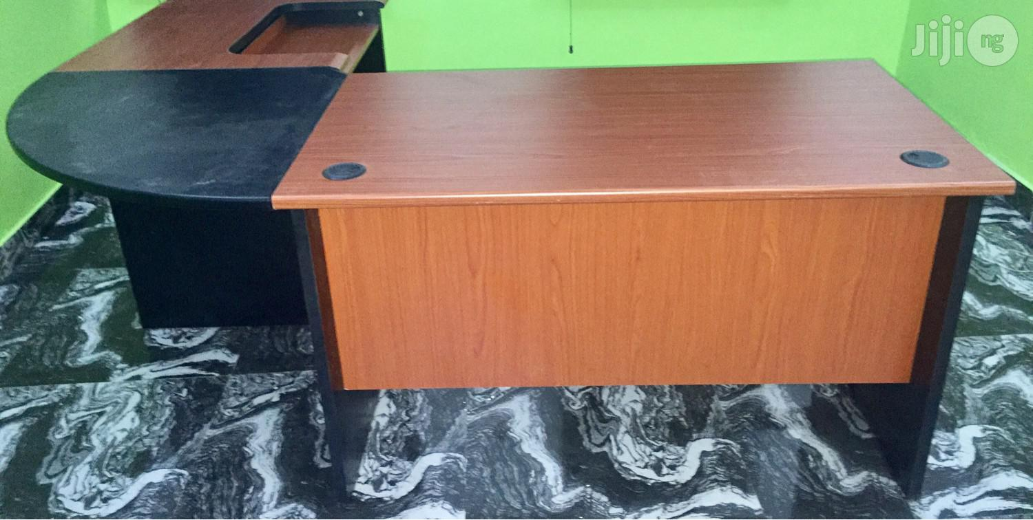 Exotic Classy Executive Office C-Top Table