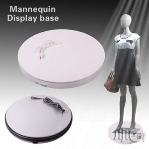 Electric Turntable Stand For Mannquins   Store Equipment for sale in Lagos State, Lagos Island (Eko)