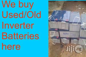 Used Inverter Battery In Abuja | Electrical Equipment for sale in Lagos State