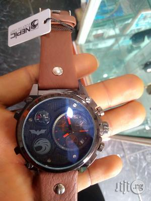 Nepic Leather Watch For Men | Watches for sale in Rivers State, Obio-Akpor