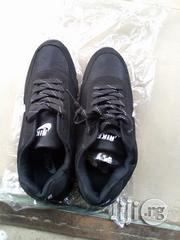 Nike Canvas (Black) | Shoes for sale in Rivers State, Port-Harcourt