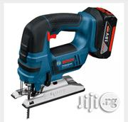 Cordless Jigsaw GST 18 V-LI B Professional | Electrical Tools for sale in Lagos State, Alimosho