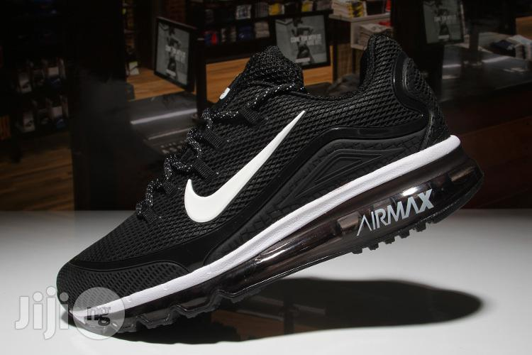 Nike Canvas Trainers Sneakers Nike Air Max 2018 Elite Kpu | Shoes for sale in Surulere, Lagos State, Nigeria