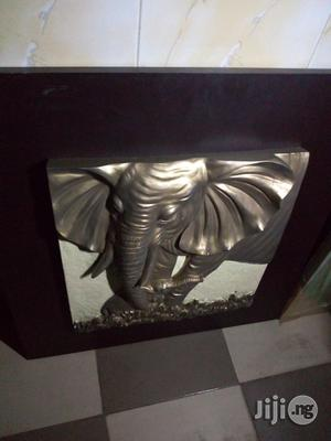 Wall Elephant Art Work Frame   Arts & Crafts for sale in Lagos State, Surulere