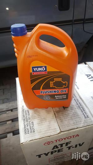 Flushing Oil For All Cars And Trucks | Vehicle Parts & Accessories for sale in Lagos State, Lagos Island (Eko)