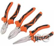 Soft Grip Plier Set 3pcs- Multicolour | Hand Tools for sale in Lagos State, Lagos Island