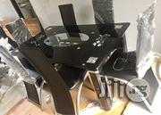 Brand New Glass Dining Table | Furniture for sale in Lagos State, Yaba