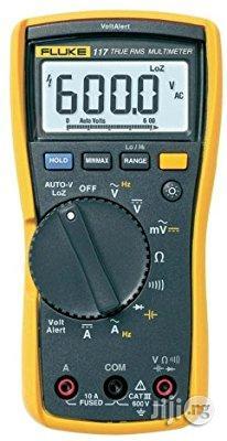 Fluke 117 Electricians True RMS Multimeter | Measuring & Layout Tools for sale in Lagos State, Lagos Island (Eko)