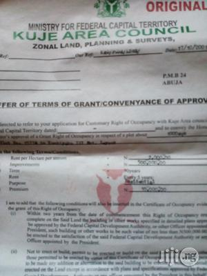 Land At Kuje For Sale | Land & Plots For Sale for sale in Abuja (FCT) State, Kuje