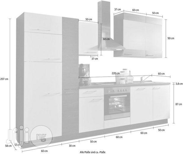 Kitchen Cabinets With Electric Appliances | Furniture for sale in Ipaja, Lagos State, Nigeria