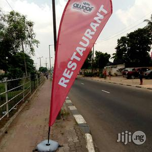 Flying Banner/ Fearher Banner | Legal Services for sale in Lagos State, Ikeja