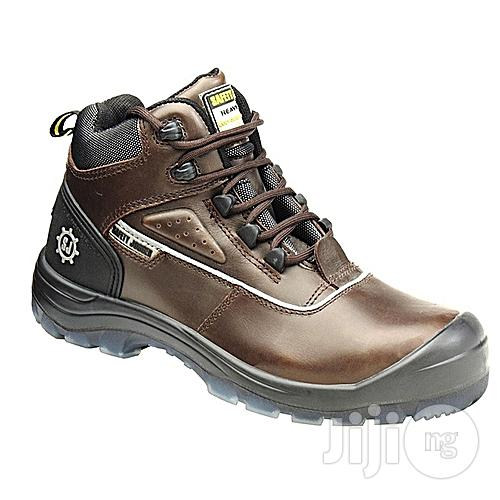 Safety Jogger Mars Safety Shoes