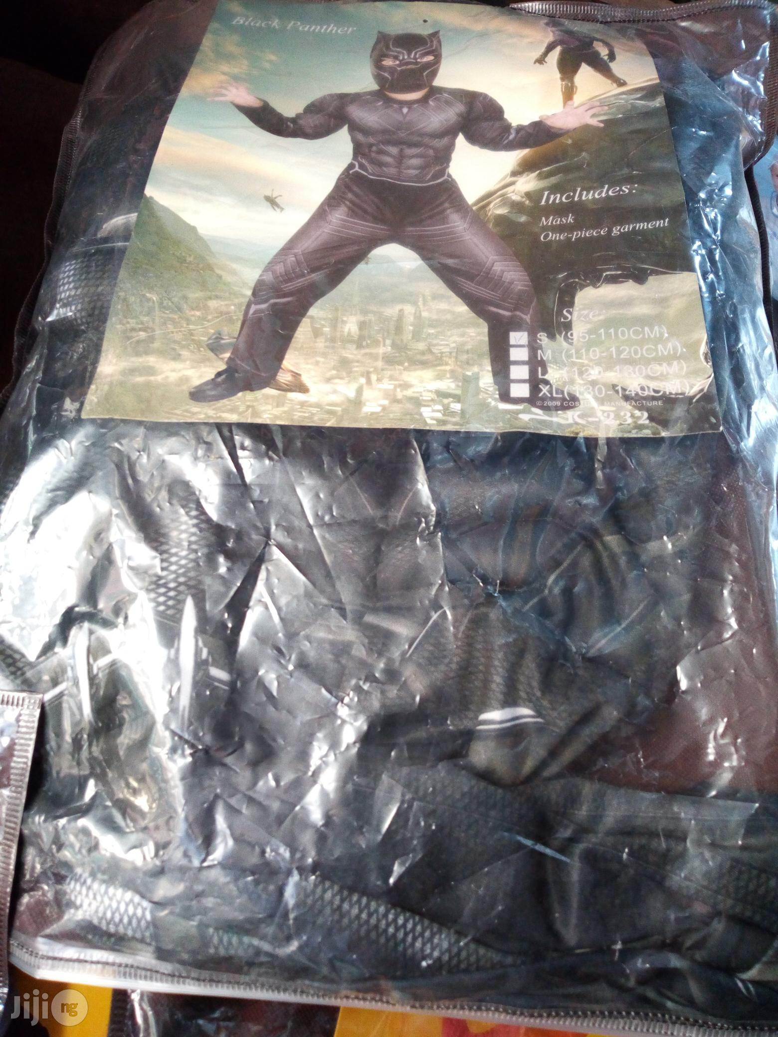 Archive: Black Panther Costumes For Children