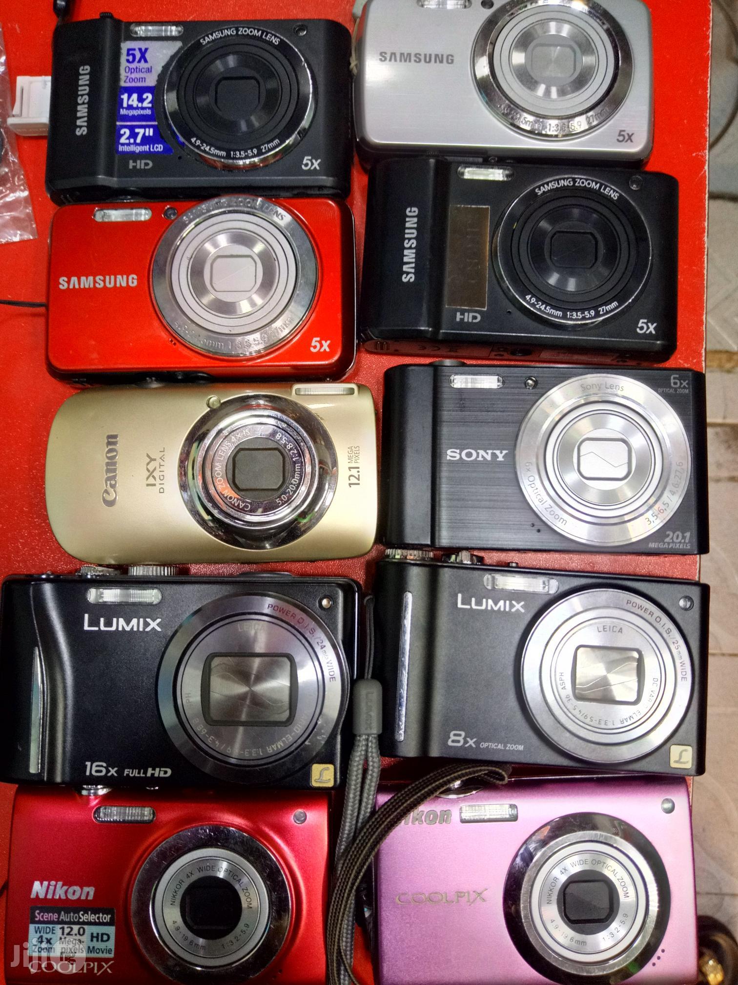 Digital Cameras | Photo & Video Cameras for sale in Lagos State, Nigeria