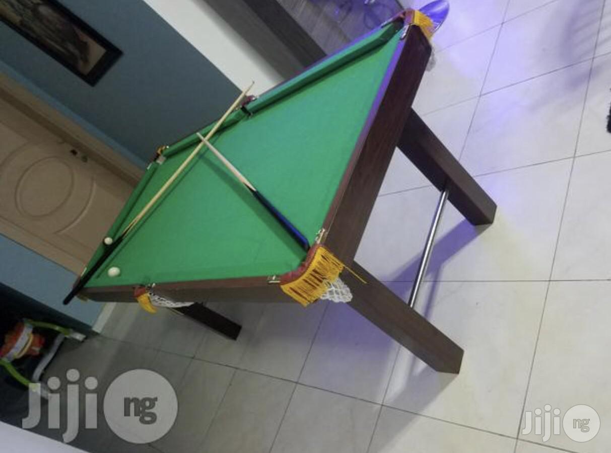 5ft Mini Snooker
