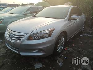 Honda Accord 2008 2.4 EX-L Automatic Silver | Cars for sale in Lagos State, Apapa
