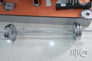 50kg Barbell | Sports Equipment for sale in Lagos State, Agege