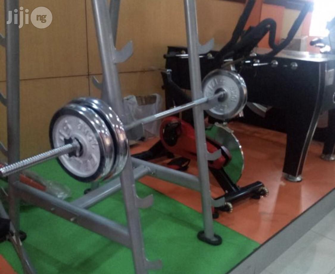50kg Barbell