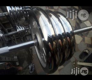 50kg Barbell   Sports Equipment for sale in Lagos State