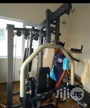 Three Station Multi Home Gym | Sports Equipment for sale in Niger State, Edati