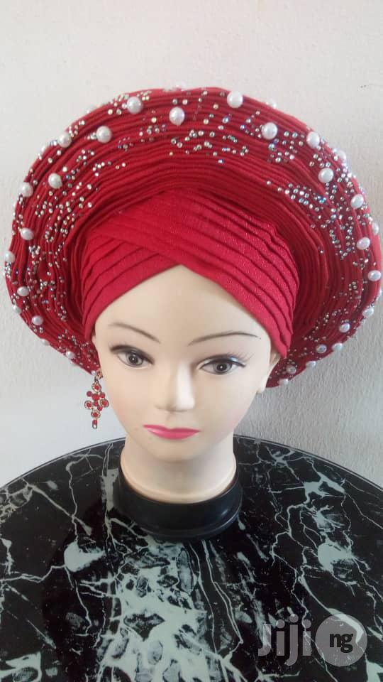 Auto-gele With A Touch Of Class   Clothing Accessories for sale in Ikeja, Lagos State, Nigeria
