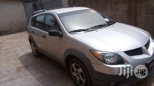 Pontiac Vibe Automatic 2004 Silver