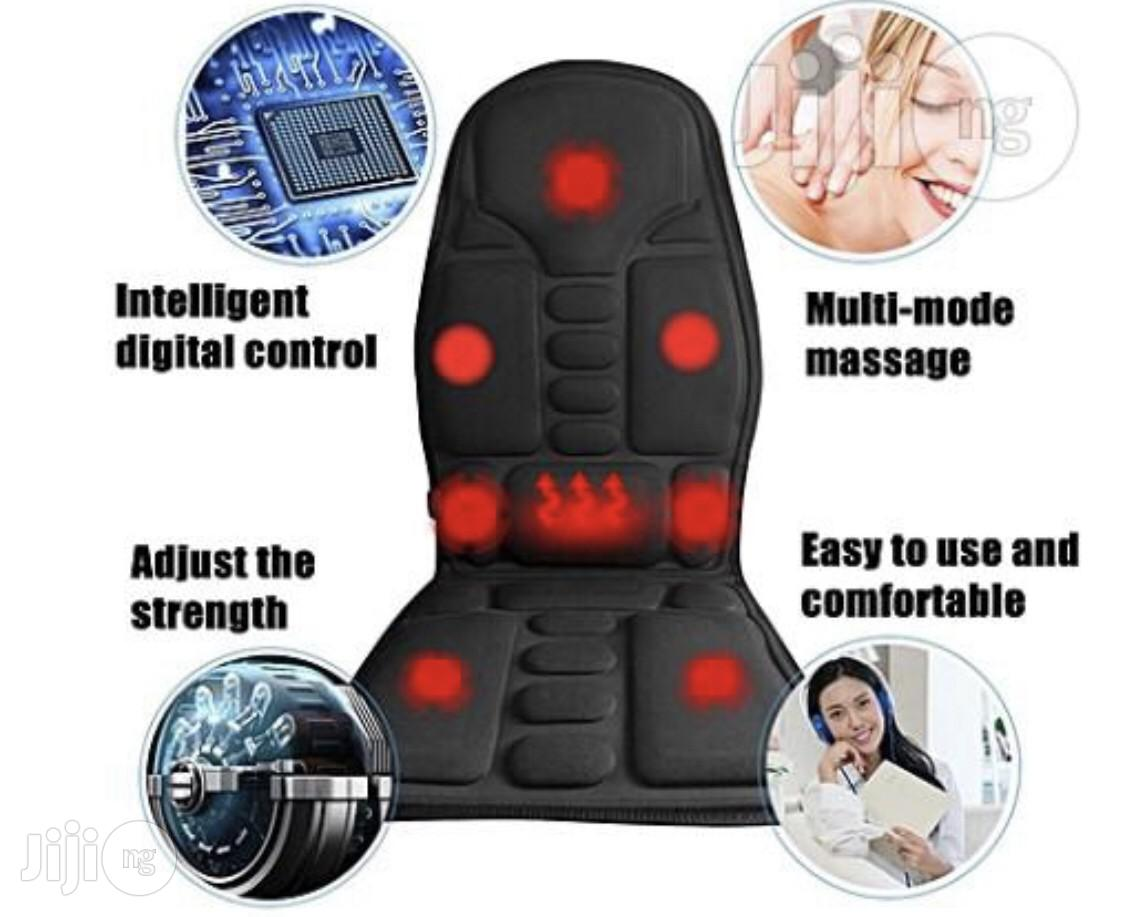 Massage Cushion for Car,Home and Office   Vehicle Parts & Accessories for sale in Maitama, Abuja (FCT) State, Nigeria