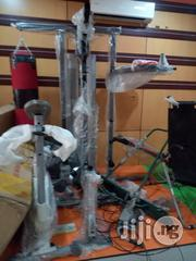 Home Gym With Boxing Bag | Sports Equipment for sale in Akwa Ibom State, Urue-Offong/Oruko