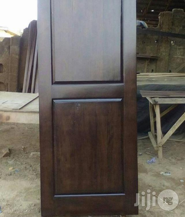 Archive: Mohagany Solid Door