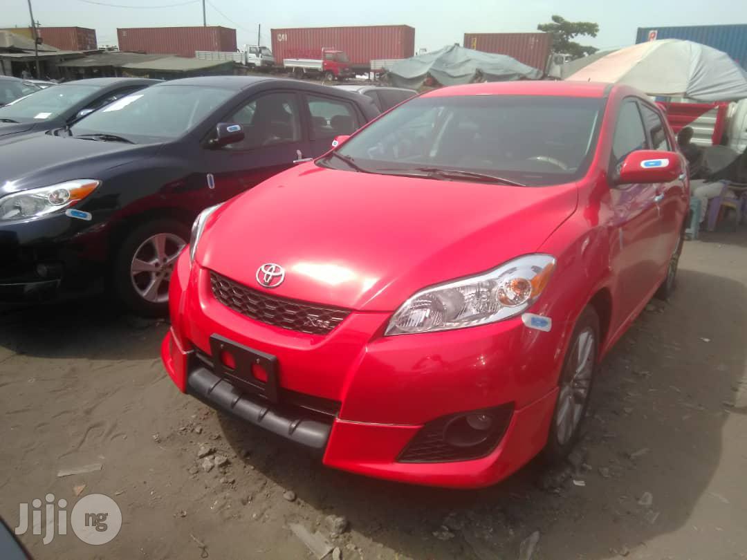 Toyota Matrix 2010 Red In Apapa Cars Bishop Motors Nig Ltd Jiji Ng For Sale In Apapa Buy Cars From Bishop Motors Nig Ltd On Jiji Ng