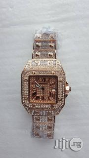 Cartier All Ice Fashion Wristwatch | Watches for sale in Lagos State, Surulere