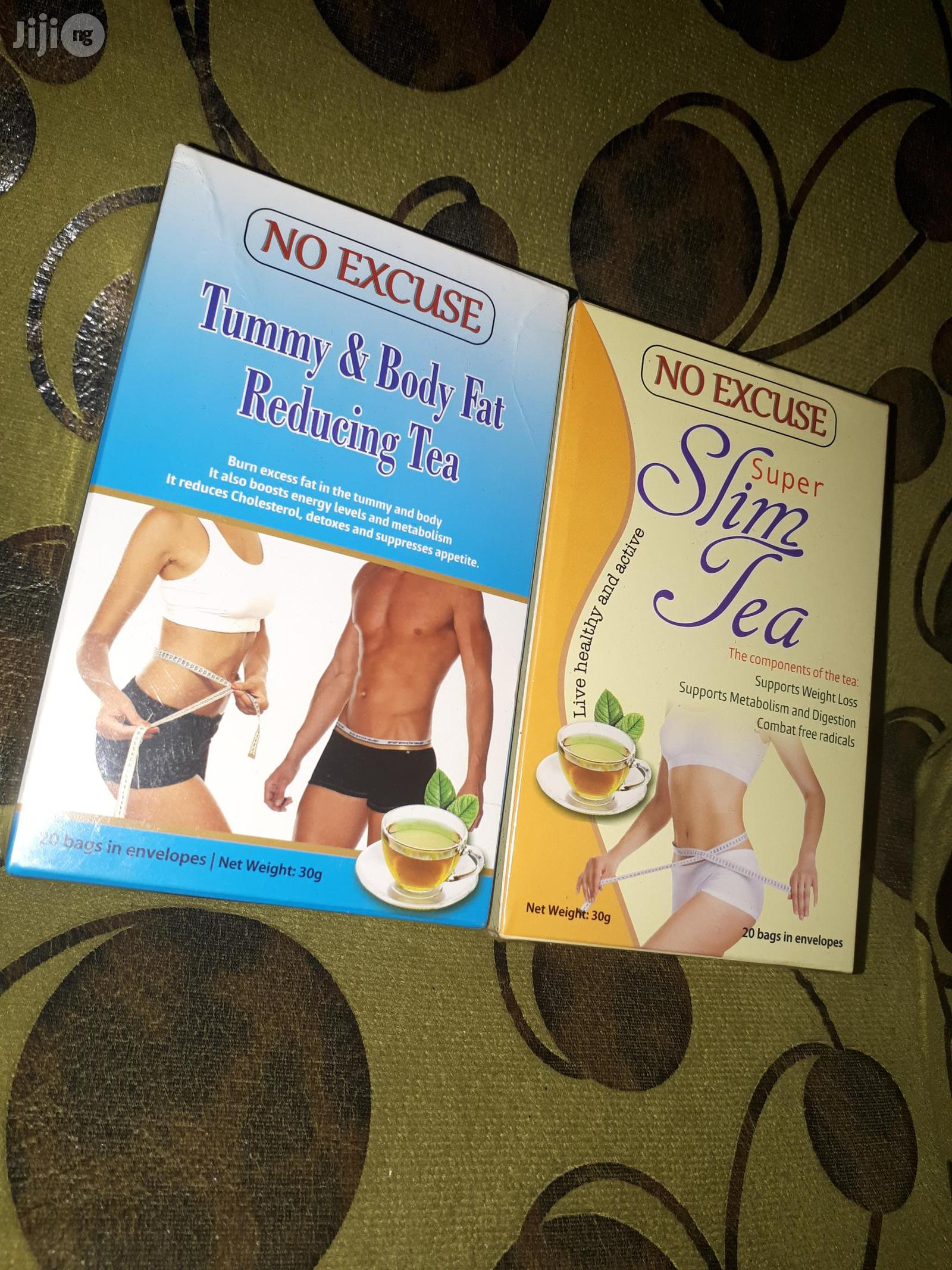 Archive: Flat Tummy Tea & Slimming Tea Combo (40bags)