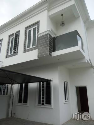 4 Bedroom Semi Detached House With A Bq For Sale At Chevron Lekki | Houses & Apartments For Sale for sale in Lagos State, Lekki
