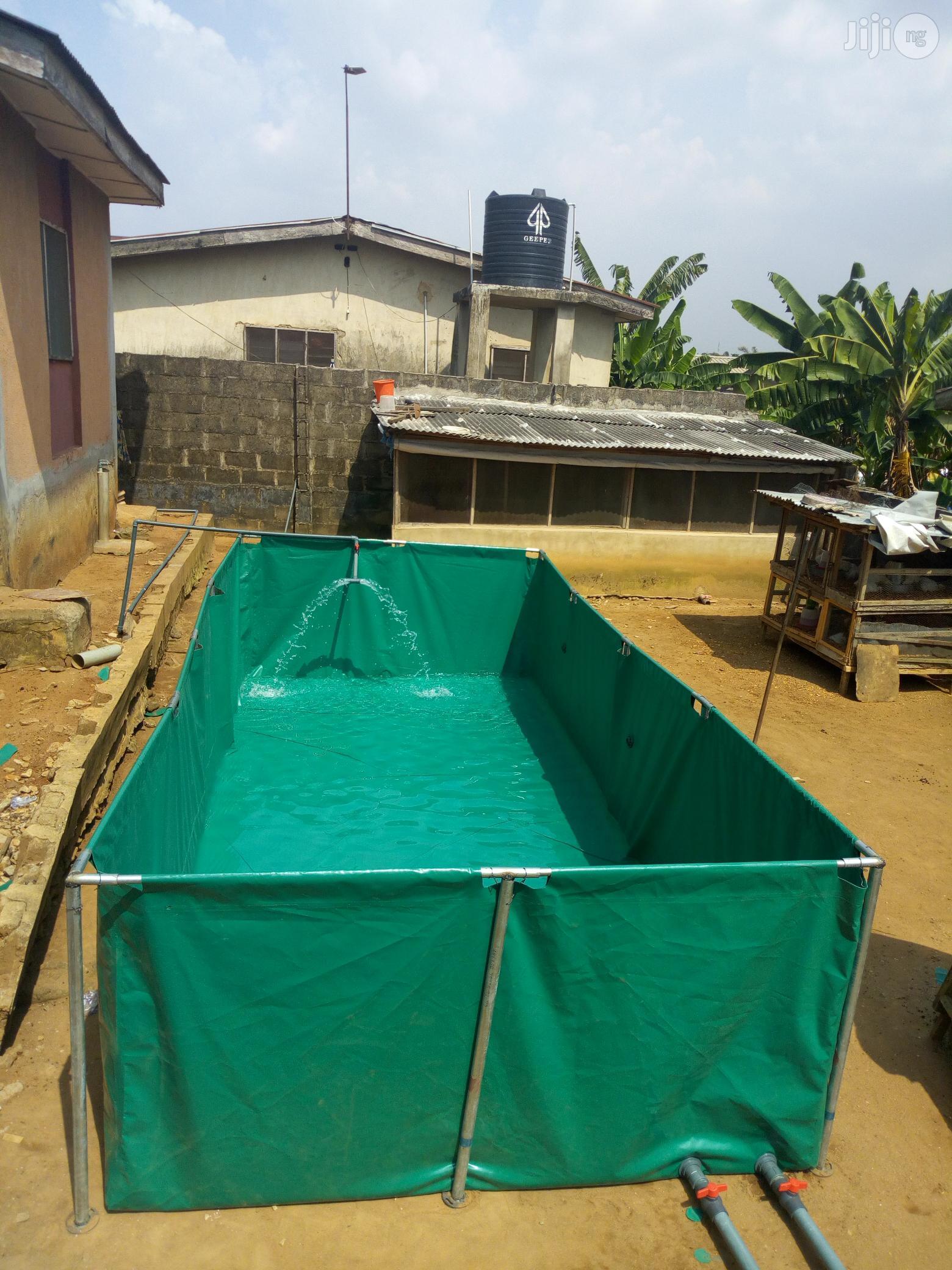 Fish Pond Construction   Farm Machinery & Equipment for sale in Uyo, Akwa Ibom State, Nigeria