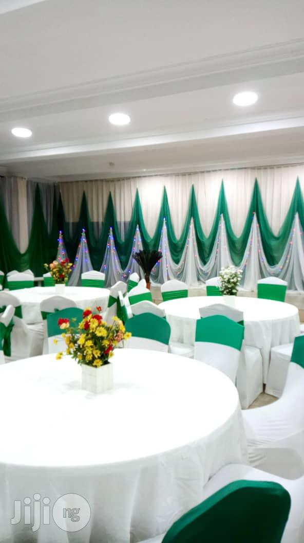 Events Managers/Consultants/Rentals Abuja | Party, Catering & Event Services for sale in Asokoro, Abuja (FCT) State, Nigeria