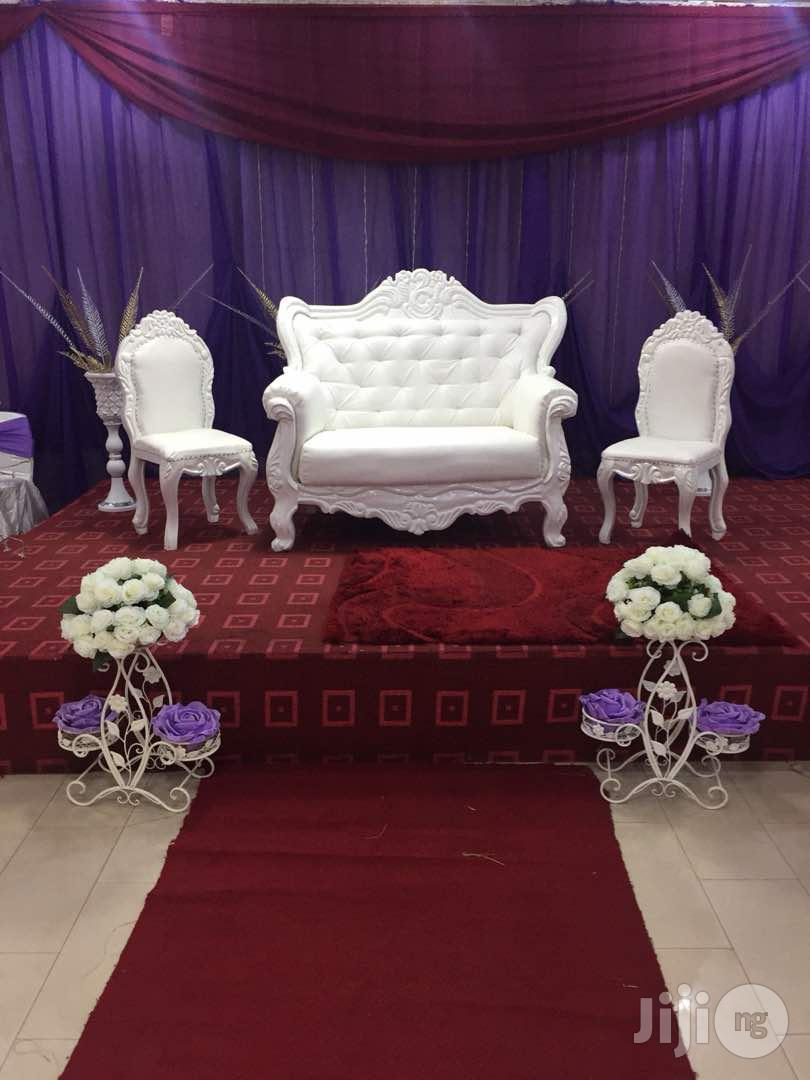 Events Managers/Consultants/Rentals Abuja