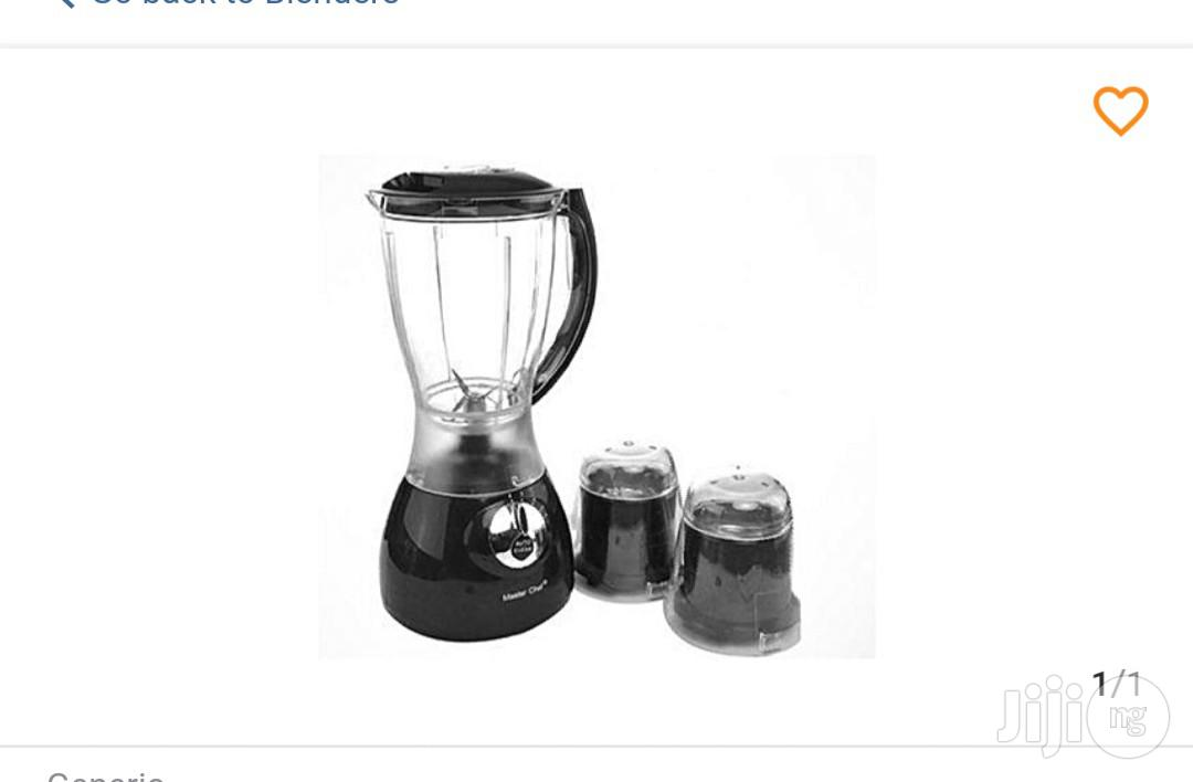 Generic Blender With Two Powerful Mills