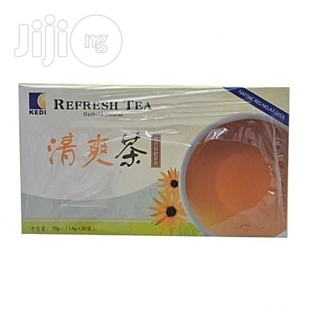 Archive: Refresh Tea - Improves General Eye Sight