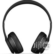 Beats Solo3 Wireless Headphones Black | Headphones for sale in Lagos State