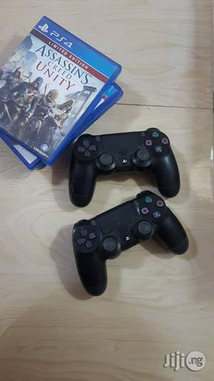 PS4 Controllers With 2 Yr Warranty | Accessories & Supplies for Electronics for sale in Abuja (FCT) State, Wuse
