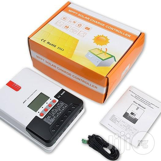 12v/24v/36v/48v/60a MPPT Charge Controller
