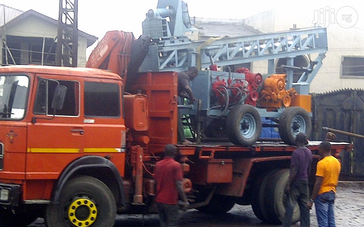 Hire And Rent Hiab/Crane | Logistics Services for sale in Utako, Abuja (FCT) State, Nigeria