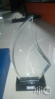 All Types Of Presentation Crystal Award Glass | Arts & Crafts for sale in Lagos State, Ojota