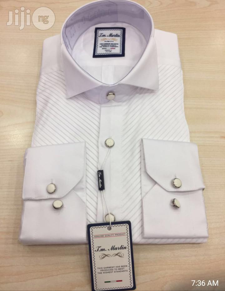 Turkish T.M Martin Man's Shirts